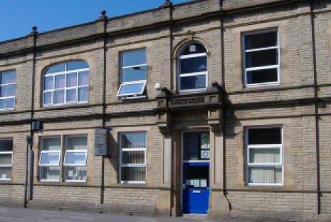 Cropshare CVS Building Burnley