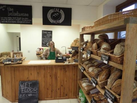 Bakehouse Shop