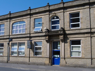 Cropshare CVS Building Burnley